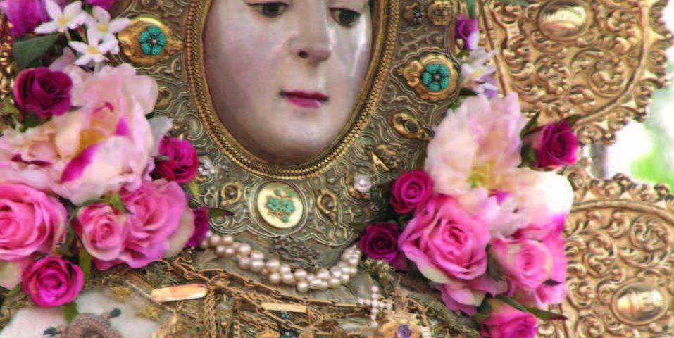 virgen inmaculada rosario sevilla sur