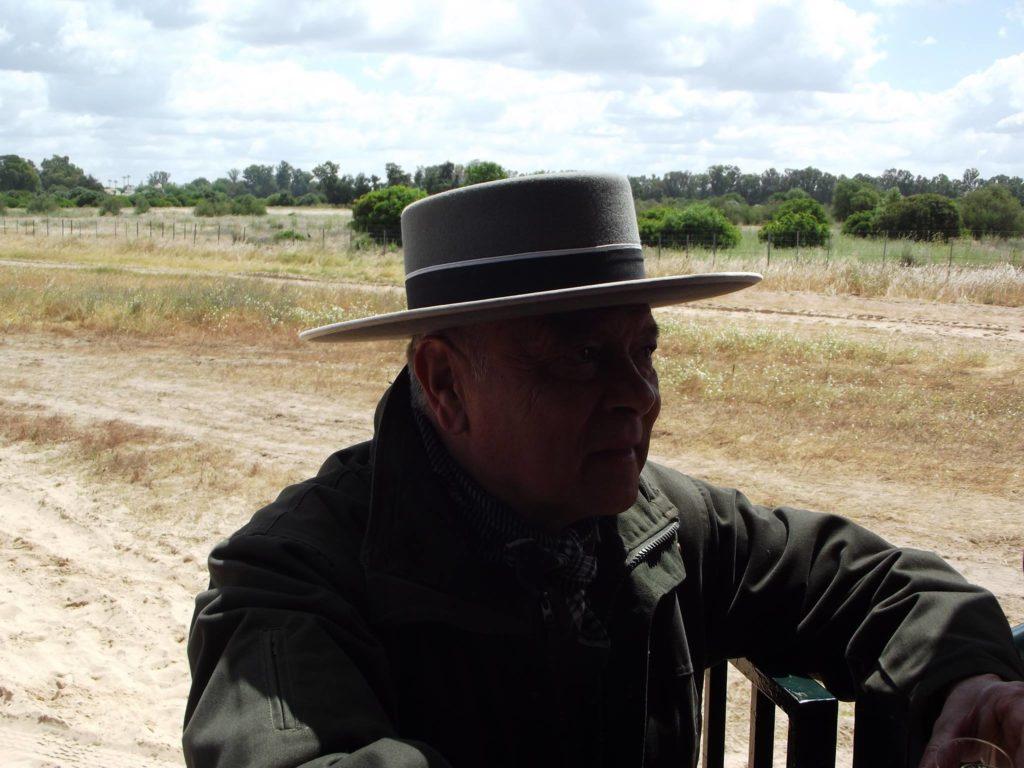 joaquín cruz hermano de honor junta de gobierno sevilla sur rocio